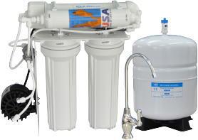 アクアプロ逆浸透膜浄水器